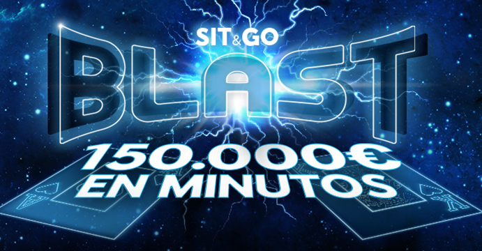 888poker sit & go blast