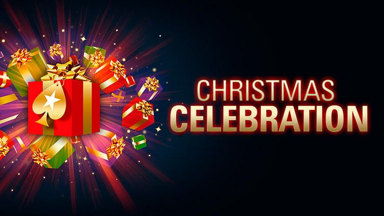 Christmas Celebration Pokerstars