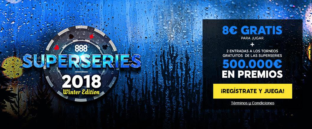 888poker Superseries 2018
